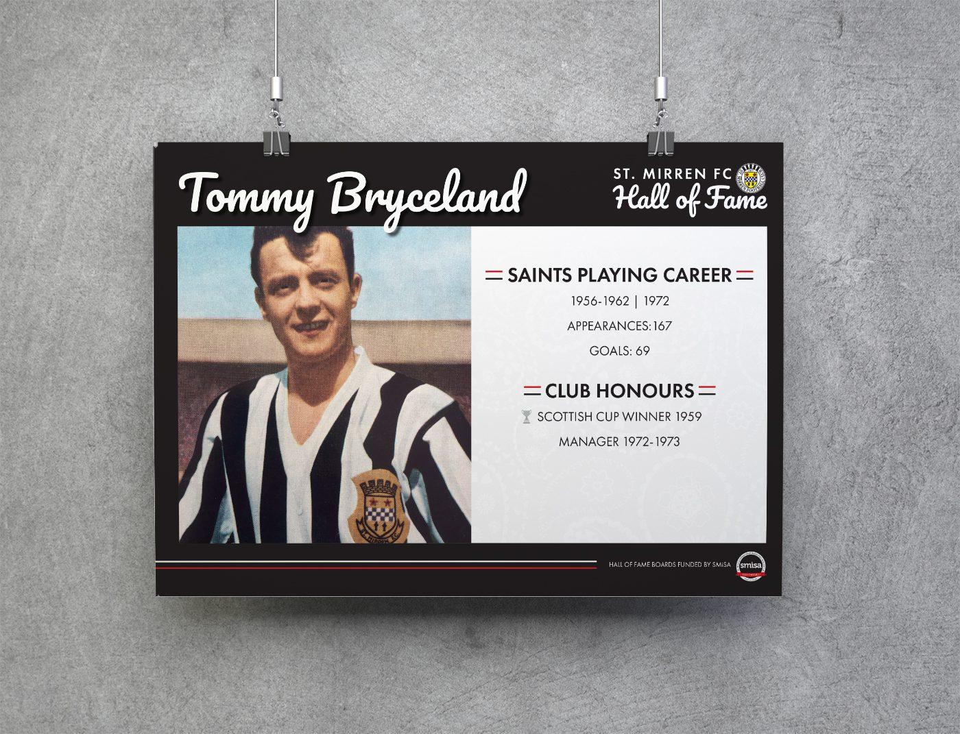 Tommy Bryceland